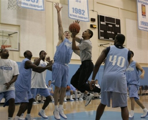 Obama in azione prima dell'elezione