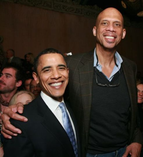 "Kareem con Obama, il presidente ""basket friendly"""