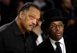 Il reverendo Jackson e Spike Lee