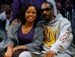 Snoop Dogg e signora