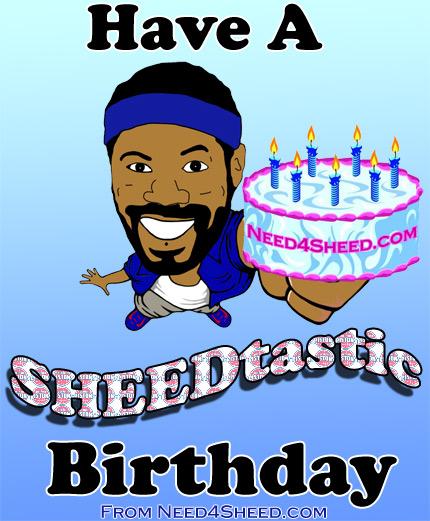 sheedbirthday
