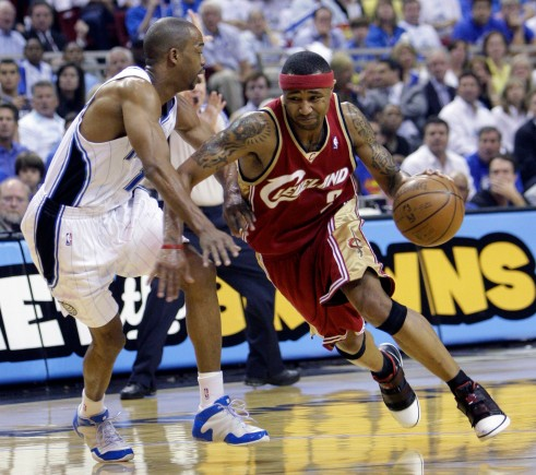 Mo Williams contro Raf Alston
