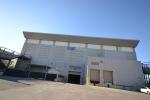 L'esterno del Cox Pavilion