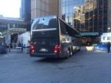 Bus San Antonio Spurs
