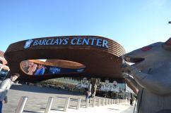 La Barclays vista dall'incrocio tra Flatbush e Atlantic Avenue