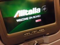 La partenza from Rome